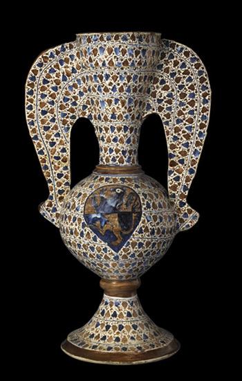Reflets D'or D'orient En Occident, La Céramique Lustrée Ixe - Xve ...