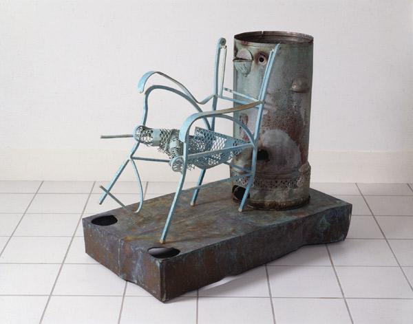 Robert Rauschenberg: Gluts - Art of the day