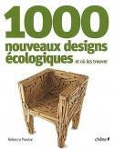 1000 nouveaux designs écologiques et où les trouver - Rebecca Proctor