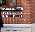 La Phrase, une expérience de poésie urbaine - Karelle Ménine et Ruedi Baur